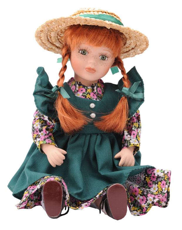 赤毛のアン ミュージカル磁器人形