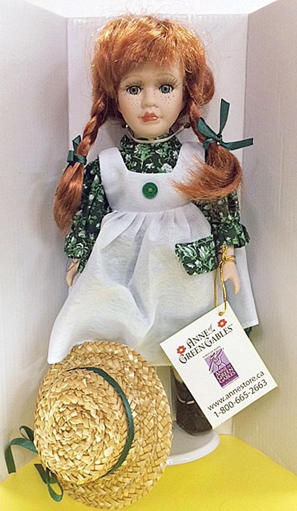 赤毛のアン12インチ人形